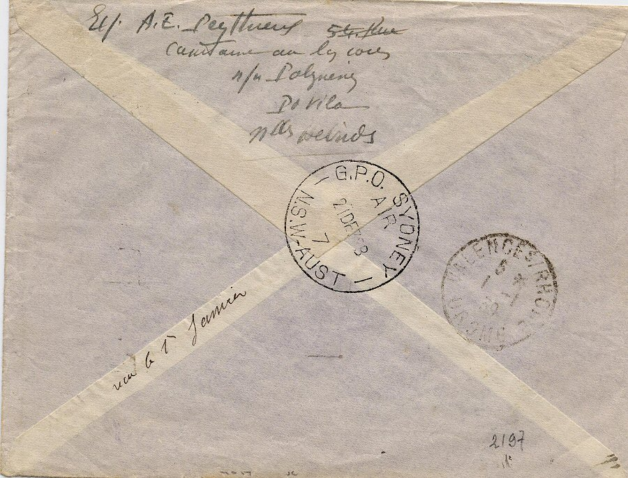 The New Hebrides: Postal History & Stamps
