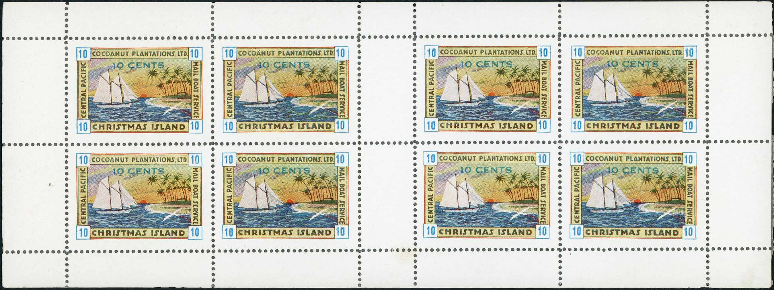 4 Issue Double Sheet